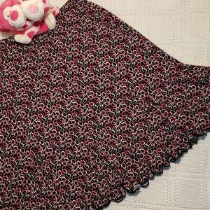 Briggs New York flirty skirt